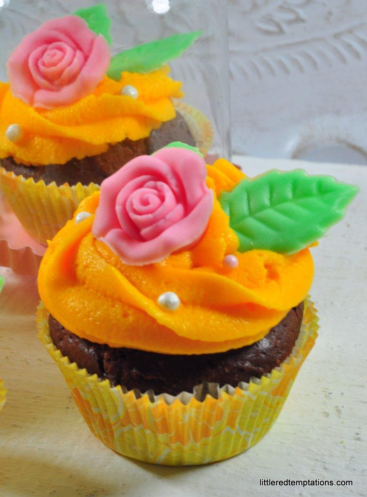 Belles Cupcakes - Die Schöne und das Biest