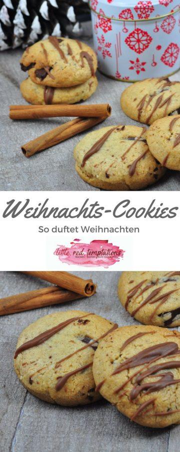 Weihnachts-Cookies sind das perfekte Rezept für einfache und schnelle Kekse zu Weihnachten. Zimt und andere Gewürze bringen das Haus zum Duften.